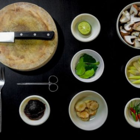 Workshop koken door bekende TV Kok